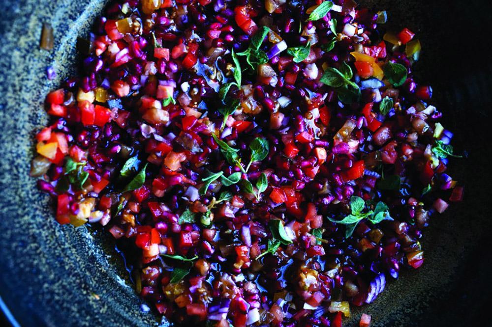 Tomato-and-pomegranate-salad-e1414172060570